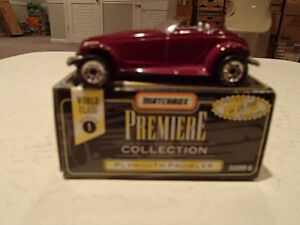 Plymouth Prowler concept - MATCHBOX Premiere Collection Series 1