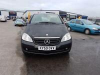 Mercedes-Benz A Class 5dr DIESEL MANUAL 2009/59