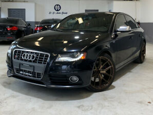 2012 AUDI S4 PREMIUM PLUS|BACK UP|HEATED SEATS|ACCIDENT FREE