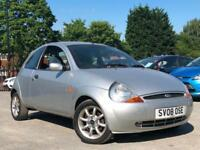 2008 FORD KA 1.3 ZETEC CLIMATE, ONLY 52K MILES + FULL SERVICE HISTORY + AIR CON