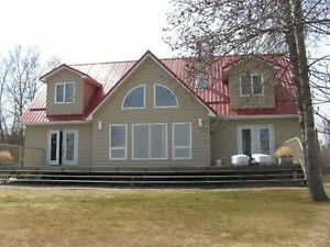 Home/Cabin - Clearwater Lake, Manitoba 2600sq ft. w/guest suite