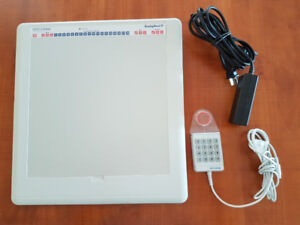 CalComp Drawing Board VI and 16 Button Cursor