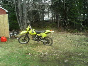01 drz 250 for sale