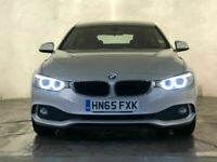 2015 65 BMW 420D GRAN COUPE SE SAT NAV LEATHER HEATED SEATS 1 OWNER SVC HISTORY