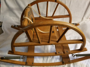 Antique Baby Rocker/Bouncer