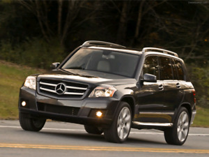 I'm saling my SUV Mercedes Benz glk fully loaded