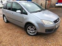 2006 '06' Ford Focus C-MAX 1.8 TDCi Zetec. Diesel. Manual. MPV. Px Swap