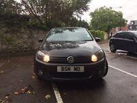 Volkswagen golf gt tdi 61 plate (2011) bluemotion £30 year road tax