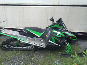 2013 Arctic Cat M8