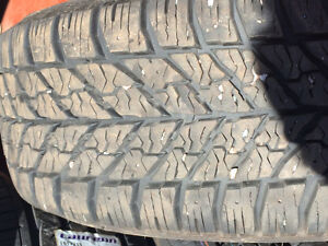 4 Tires only for Sale (NO RIMS)