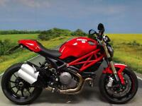 Ducati Monster 1100 Evo 2013 **Super low mieage perfect example!**