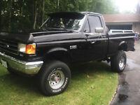 1989 Ford F-150 custom Pickup Truck