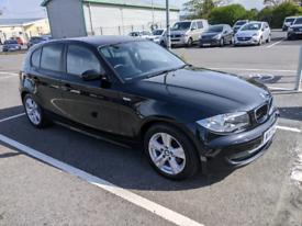 BMW 118i 2009 Black