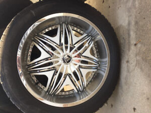 Rims only for sale
