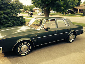 1980 cutlas ls in ottawa for $3000
