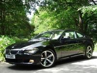 2008 08 BMW 635 3.0TD (286 bhp) auto d Sport..HIGH SPECIFICATION..STUNNING !!