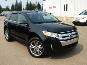 2014 Ford Edge Limited AWD CERTIFIED PRE OWNED