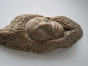 "Six Nations Soapstone Carving - "" Ben Henry "" Kitchener / Waterloo Kitchener Area image 3"