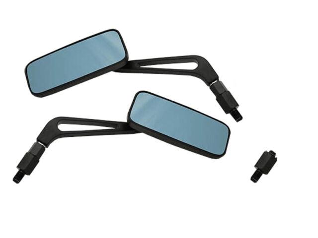 Spiegel Paar ALU schwarz Suzuki VZR 1800 Intruder VZR1800 M 1800 Intruder 1800