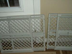 one baby gates