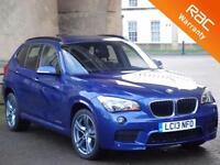 BMW X1 2.0TD ( 181bhp ) 2012MY sDrive20d M Sport