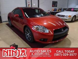 2012 Mitsubishi Eclipse GS  Auto Low Km Rockford Audio