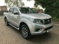 2018 Nissan Navara Double Cab Pick Up Tekna 2.3dCi 190 4WD Auto PICK UP Diesel A