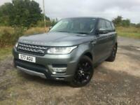 2014 Range Rover Sport 3.0SD V6 4X4 HSE