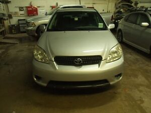 2006 Toyota Matrix good condition Hatchback