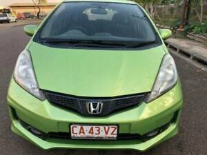 Honda Jazz 2012 Auto 1 year rego Low kms Winnellie Darwin City Preview