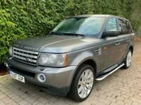 2008 Land Rover Range Rover Sport 4.2 V8 Supercharged Left Hand Drive LHD