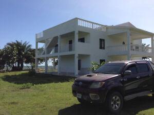 Caribbean ocean view land for investors