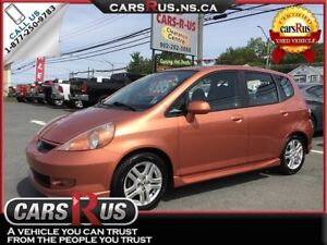 2007 Honda Fit Sport      NO TAX SALE on vehicles priced under $