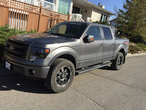 2014 Roush Supercharged F-150 FX4