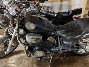 1985 Yamaha XV1000 Virago for parts  RPM Cycle