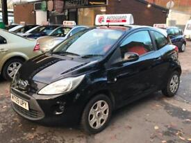 Ford Ka Style 2009 3dr Petrol Manual £30 Year Road Tax Economical Ideal 1st Car