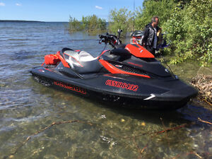 looking for a 2010 and up rxtx seadoo