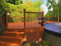 Pristine Deck Care - Deck and Fence Staining