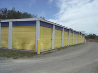 SELF STORAGE TO FIT YOUR BUDGET