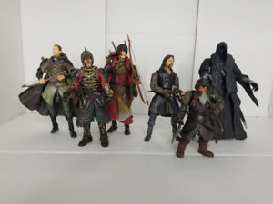 Lord Of The Rings Model/ Figures
