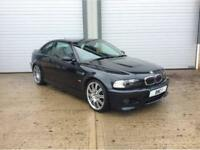 2004 04 BMW M3 3.2 M3 SEQUENTIAL 2DR