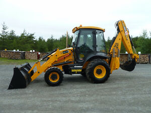 2010 JCB Backhoe     (Arrived) (4x4)
