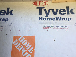Tyvek Home Wrap for sale