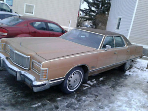 1976 Grand marquis 3000 or trade