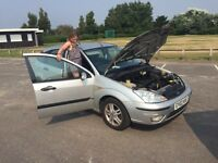 Ford Focus needs clutch fluid pipe £150 spares repairs