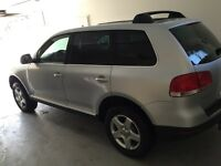 VW TOUAREG FULL LOAD 4X4