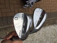 Titleist SM6 54/60 wedges