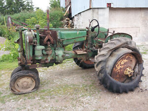 john deere 40 tractor parts for sale London Ontario image 2