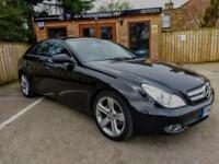 2009 MERCEDES-BENZ CLS 320 3.0CDi 7G-Tronic 320 IN BLACK