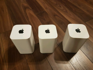 Apple time capsule , base stations, Express